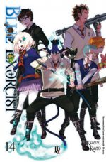 capa de Blue Exorcist #14