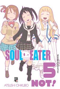capa de Soul Eater NOT! #05