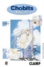 capa de Chobits ESP. #01