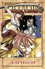capa de Fairy Tail #47