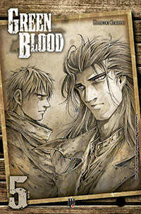 capa de Green Blood #05