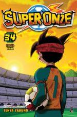 capa de Super Onze #34