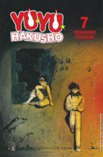 capa de Yu Yu Hakusho ESP. #07