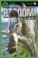 capa de BTOOOM! #15
