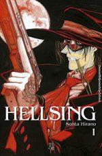 capa de Hellsing ESP.
