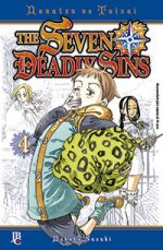 capa de The Seven Deadly Sins #04