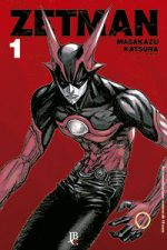 capa de Zetman: Preview