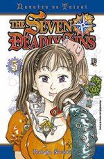 capa de The Seven Deadly Sins #05