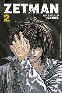capa de Zetman #02
