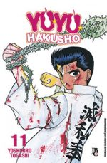 capa de Yu Yu Hakusho ESP. #11