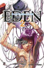 capa de Eden: it's an Endless World #02