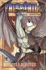 capa de Fairy Tail #49