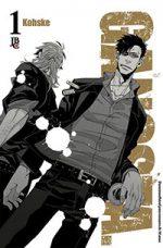capa de Gangsta #01