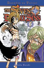 capa de The Seven Deadly Sins #07