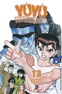 capa de Yu Yu Hakusho ESP. #12