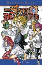 capa de The Seven Deadly Sins #08