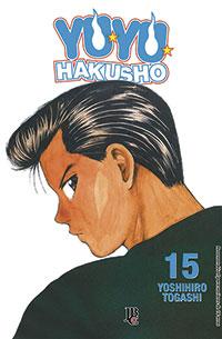 capa de Yu Yu Hakusho ESP. #15