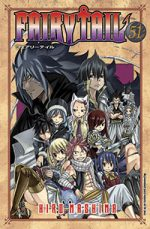 capa de Fairy Tail #51
