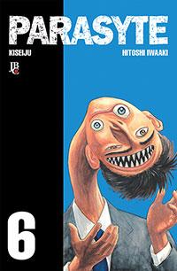 capa de Parasyte #06