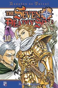 capa de The Seven Deadly Sins #10