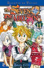 capa de The Seven Deadly Sins #11