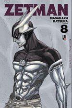 capa de Zetman #08