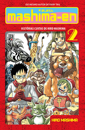 capa de Mashima-En #02