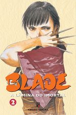 capa de Blade - A Lâmina do Imortal #02