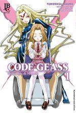 capa de Code Geass: O pesadelo de Nunnally #01