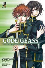 capa de Code Geass - O contra-ataque de Suzaku  #01