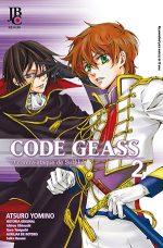 capa de Code Geass - O contra-ataque de Suzaku  #02