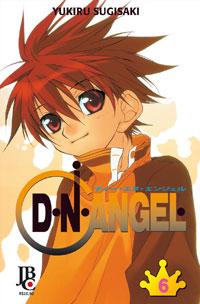 capa de D•N•Angel #06