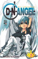 capa de D•N•Angel #07
