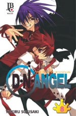 capa de D•N•Angel #08