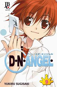 capa de D•N•Angel #09