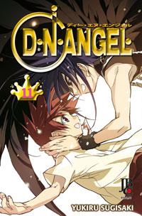 capa de D•N•Angel #11