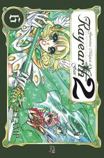 capa de Guerreiras Mágicas de Rayearth #06
