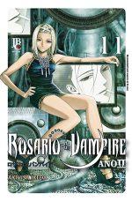 capa de Rosario Vampire II #11