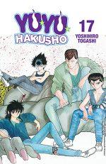 capa de Yu Yu Hakusho ESP. #17