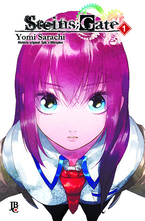 capa de Steins;Gate #01