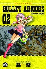 capa de Bullet Armors #02