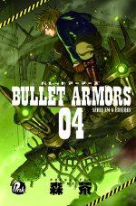 capa de Bullet Armors #04