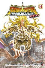capa de Os Cavaleiros do Zodíaco: The Lost Canvas Gaiden #14