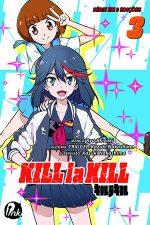 capa de Kill la Kill #03