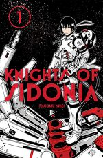 capa de Knights of Sidonia: Preview