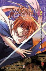 capa de Especial Rurouni Kenshin - Versão do Autor #02