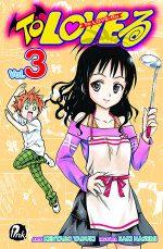 capa de To Love-Ru #03