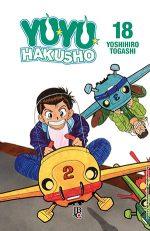 capa de Yu Yu Hakusho ESP. #18