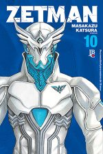 capa de Zetman #10
