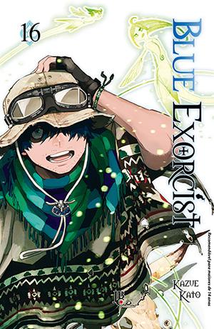 capa de Blue Exorcist #16